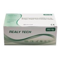 Realy Tech Novel Coronavirus (SARS-COV-2) Antigen Rapid Test Kit (swab)